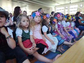 Musical der Kindergartenkinder