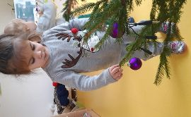Weihnachtszeit in der Kita