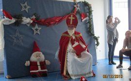 Nikolausbesuch in der Kita