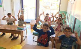 Schulwoche in der Kita